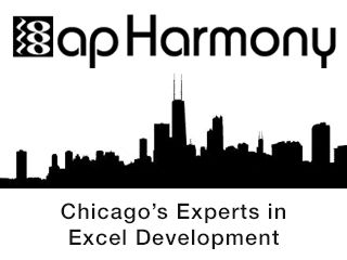 Excel Development Chicago